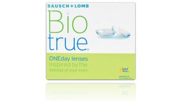 Biotrue ONEday - 90 Lenses