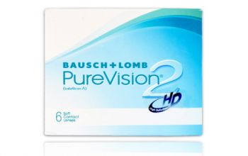 Purevision 2 HD 6 Pack - 6 Lenses
