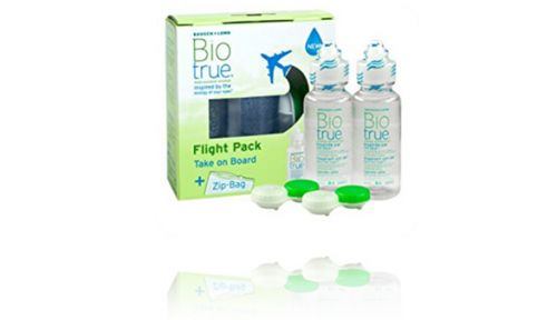 Biotrue Multi-Purpose Solution (Flight Pack)
