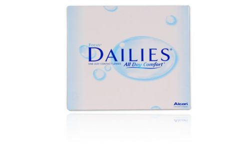 Focus Dailies All Day Comfort 90 Pack - 90 Lenses