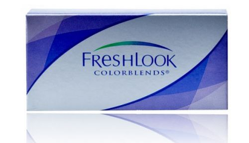 Freshlook Colorblends Non Precription Lenses(plano )