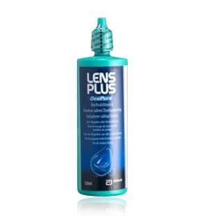 Lens Plus Solution (120ml Pack)