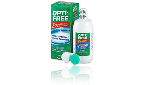 Opti Free Express (1 Bottle)
