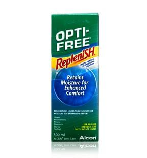 OPTI-FREE RepleniSH (1 Bottle)