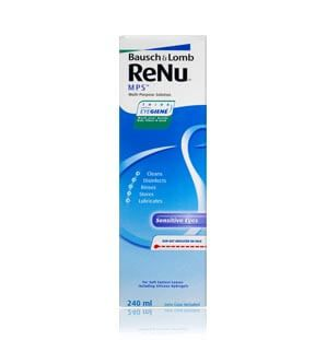 Renu Multi-Purpose Solution – 1 Month Pack