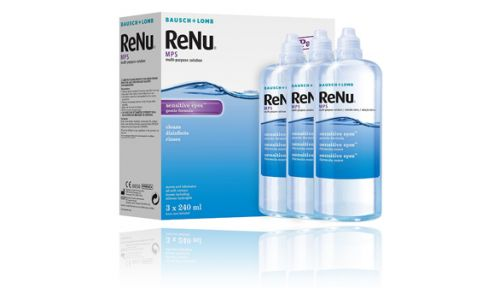 Renu Multi-Purpose Solution
