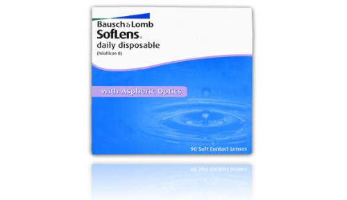 Soflens Daily Disposable 90 - 90 Lenses