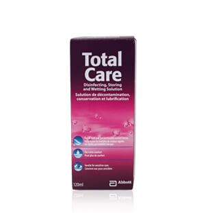 Total Care Disinfecting Storing and Wetting (120ml)