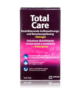 Total Care Disinfecting Storing and Wetting Multi Pack