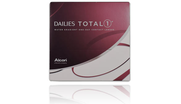 Dailies Total 1 90 Pack - 90 Lenses