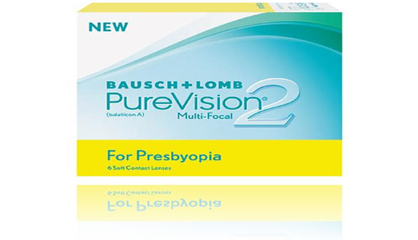 Purevision 2 HD For Presbyopia - 6 Lenses