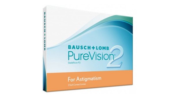 Purevision 2 HD for Astigmatism - 3 Lenses